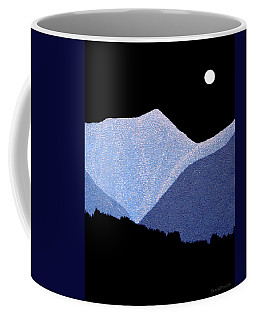 Kootenay Mountains Coffee Mug