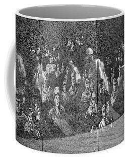 Korean War Veterans Memorial Coffee Mug
