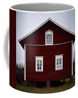 Kovero Main House Coffee Mug by Jouko Lehto