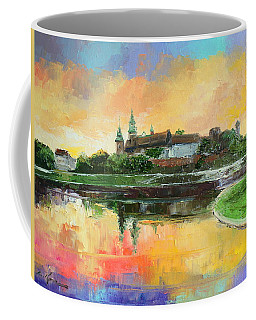 Krakow - Wawel Castle Coffee Mug