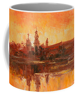 Krakow - Wawel Impression Coffee Mug
