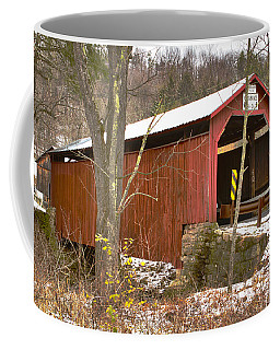 Krickbaum Bridge  Coffee Mug