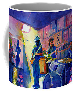Kris Lager Band At Sanchos Broken Arrow Coffee Mug