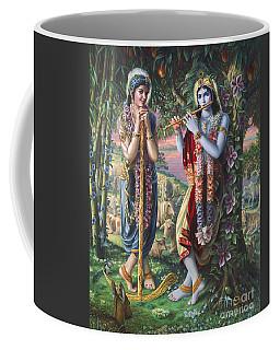 Krishna And Balaram  Coffee Mug