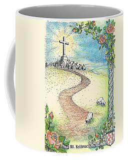 Krizevac - Cross Mountain Coffee Mug