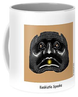Kwakiutl Speaks Coffee Mug