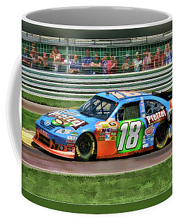 Kyle Busch Coffee Mug