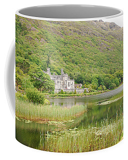 Coffee Mug featuring the photograph Kylemore Abbey 1 by Mary Carol Story