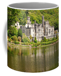 Coffee Mug featuring the photograph Kylemore Abbey 2 by Mary Carol Story