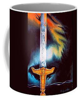 Kyle's Sword Coffee Mug
