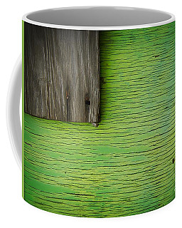 Kyo Green Coffee Mug