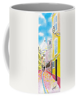 La Butte Montmartre Coffee Mug