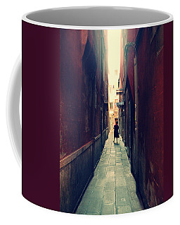 La Cameriera  Coffee Mug by Micki Findlay