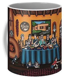 La Familia Or The Family Coffee Mug