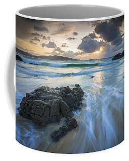La Fragata Beach Galicia Spain Coffee Mug