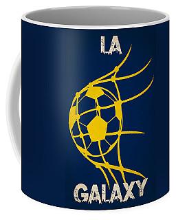La Galaxy Goal Coffee Mug