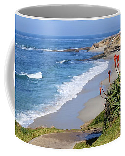 La Jolla Beach Coffee Mug