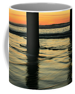 Coffee Mug featuring the photograph La Jolla Shores Sunset by John F Tsumas