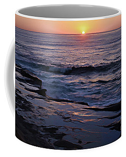 La Jolla Sunset Reflection Coffee Mug