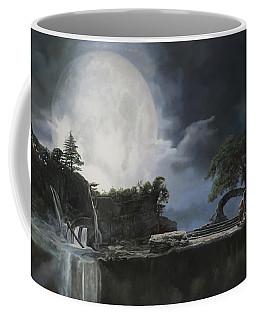 La Luna Bianca Coffee Mug