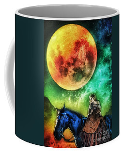 La Luna Coffee Mug by Mo T