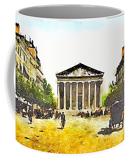La Madeleine 1890 Coffee Mug
