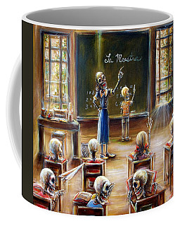 La Maestra Coffee Mug