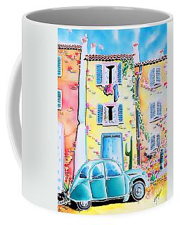 La Maison De Copain Coffee Mug