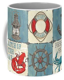 La Mer Collage Coffee Mug