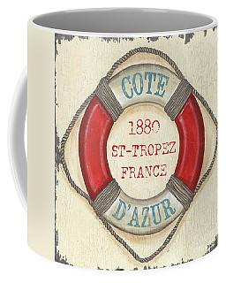 La Mer Cote D'azur Coffee Mug