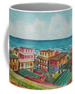 La Perla San Juan Pr Coffee Mug by Frank Hunter