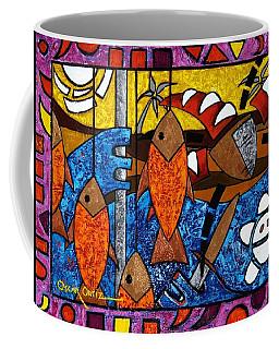 La Pesca Virgen De Un Hombre Honrado Coffee Mug