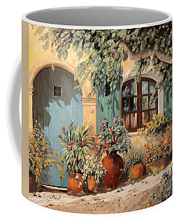 La Porta Azzurra Coffee Mug