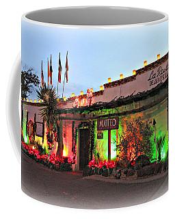 Coffee Mug featuring the photograph La Posta De Mesilla New Mexico by Barbara Chichester