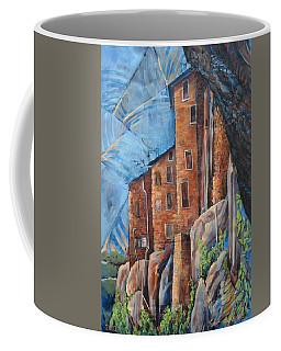 La Rocca Citta Lg Italy Coffee Mug