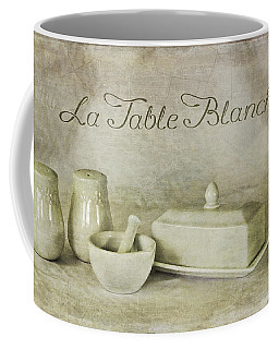 La Table Blanche - The White Table Coffee Mug