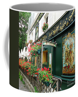 La Terrasse In Montmartre Coffee Mug