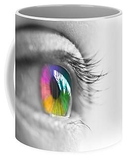 La Vie En Couleurs Coffee Mug