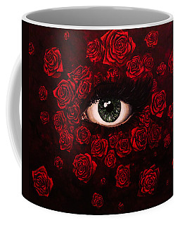 La Vie En Rose Coffee Mug