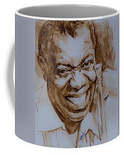 La Vie En Rose Coffee Mug by Laur Iduc