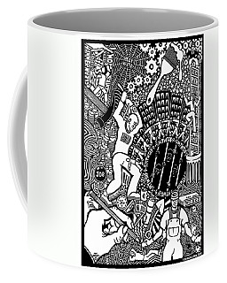 Labor Daze Coffee Mug