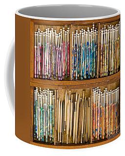Lace Bobbins Coffee Mug