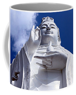 Lady Buddha Vietnam Coffee Mug