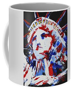 Lady Liberty  Coffee Mug