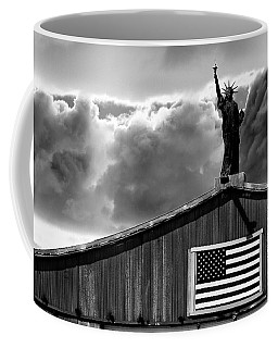 Lady Liberty Coffee Mug by Ron White
