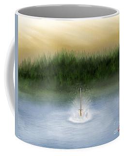 Lady Of Avalon Coffee Mug