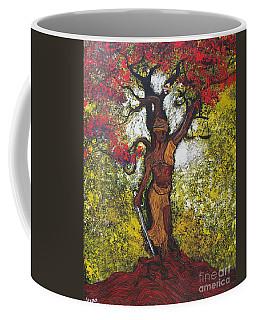 Lady Of Justice Coffee Mug
