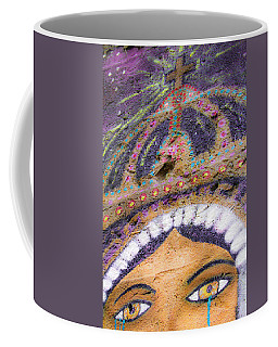 Coffee Mug featuring the photograph Lady Of Tears by Steven Bateson