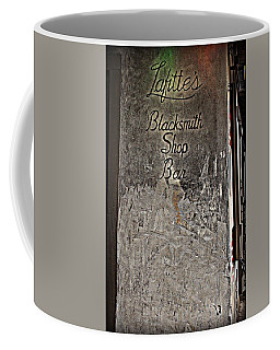 Lafitte's Blacksmith Shop Bar Coffee Mug