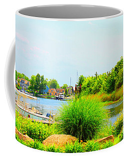 Lagoon  Coffee Mug